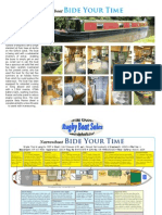 Canal Boat for sale - 58ft traditional narrowboat
