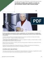 Marian Diamond, la extraordinaria científica que estudió el cerebro de Albert Einstein y nos dejó excelentes noticias sobre nuestro propio cerebro - BBC News Mundo