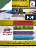 RELACIÓN COSTO-VOLUMEN- UTILIDAD