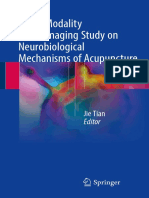 MODERN RESEARCH IN ACUPUNCTURE