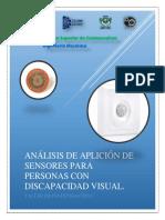 Avance de Investigacion - Análisis de Aplición de Sensores (6to a Ing. Mecánica)