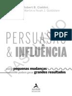 Persuasão E Influência