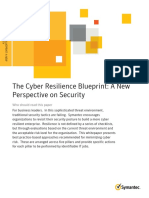 Cyber Resilience Blueprint