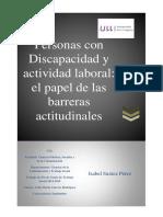 Pcd  y actividad laboral