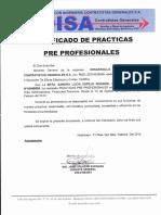 Certificados Sandra