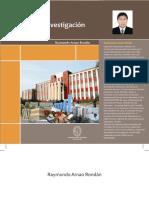 Proyectos de Inversión e Investigación en La UNI (R. Arnao R.)