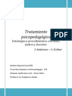 Tratamiento Psicopedagógico- AMITRANO