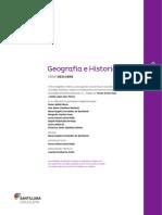 Tema 1 Geografía e Historia 2 ESO Santillana
