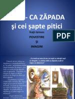 documents.mx Poveste Cu Imagini Alba CA Zapada Si Cei 7 Pitici