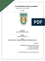 PF - Avance 2