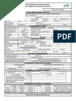 Ejemplo Folio de Matricula 2020