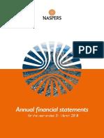 Naspers Financial