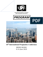 16th IPrA Conference-Program Booklet - Final[1149]