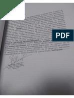 Archivamiento provisional de la denuncia de Chota 05.10