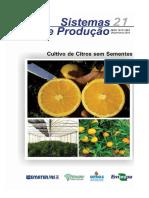 Cultivo de citricos sin semillas