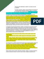Comparación Entre Las Bases de Datos Orientadas a Objetos y Las Bases de Datos Relacionales Orientadas a Objetos