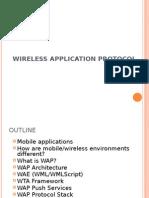 WAP Overview