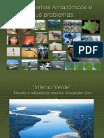 Ecossistemas Amazônicos e Seus problemas.ppt