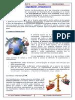 FICHA Exportación e Importación