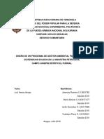 Informe de metodologia Capitulo I