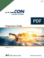 Halcon Guide Programing