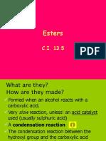 CI13.5(Esters).ppt