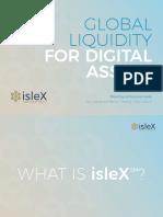 IsleX - Global Digital Liquidity (Presentation_deck)