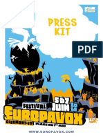 Press Kit - EuropaVox 2014