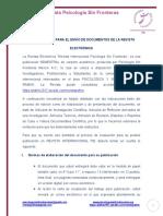 Revista Psicologia Sin Fronteras INSTRUC
