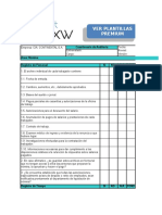 Cuestionario de Auditoria Para Nomina en Excel
