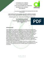 Aislamiento Gluconobacter a Partir de Caña de Azucar
