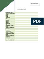 Formato Para Informe Evaluacion Primaria y Plan de Accion