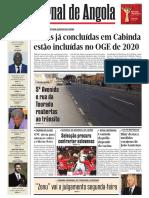 JA EDIÇÃO 3 DE DEZEMBRO 2019