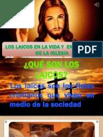 Los Laicos y La Misión de La Iglesia