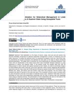 Sediment Yield Index