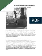 Análisis del salario mínimo en Colombia 2013-2012