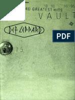 Def Leppard - 1995 - Vault (the Best of 1980-1995)