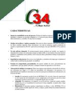 BONDADES C34