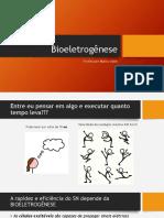 BF 089 Bioeletrogenese