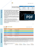 CMSI Market Highlights - 2019Nov11