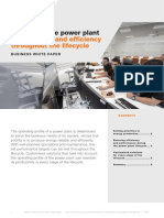 Wartsila BWP How to Ensure Power Plant Performance and Efficiency Throughout the Lifecycle