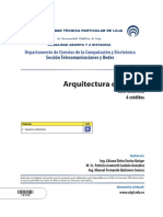 Arquitectura de Redes - Guía