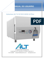 Manual Autoclave ALT