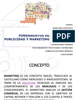 PPT SESION 1 Marketing