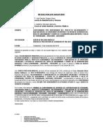 INFORME DE Conformidad de Servicio Supervisor - Copia
