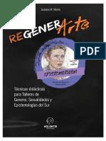 REGENERARTE. Gustavo Marcelo Martin. 2019. Ediciones Kolontai