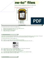 #GPS #STEP How to - Record a Track using an eTrex 10-20-30.pdf