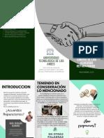 POLITICA CRIMINAL EN CONTRA DE LOS ACUERDOS REPARATORIOS