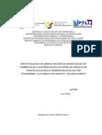 EFECTIVIDAD DE LOS ABONOS ORGÁNICOS (HUMUS SOLIDO DE LOMBRIZ ROJA CALIFORNIANA) EN LAS SEMILLAS CRIOLLAS DE TOMATE (SOLANUM LYCOPERSICUM) EN EL SECTOR GUAIQUERIES –ALTAGRACIA DE ORITUCO – ESTADO GUARICO