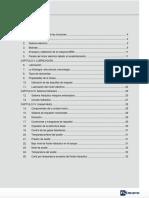 Manual de Lubricación, Hidráulica y Electricidad.